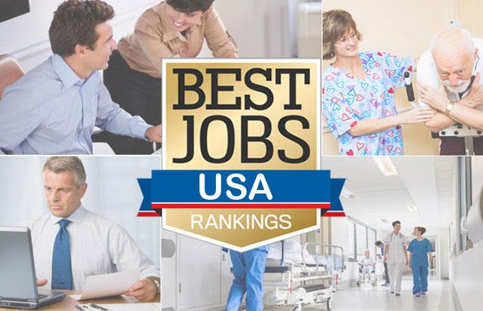 Los 10 mejores trabajos en USA