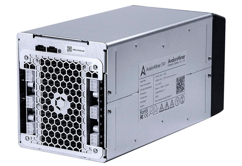 Canaan AvalonMiner 741