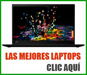 Las mejores laptops para estudiantes y profesionales
