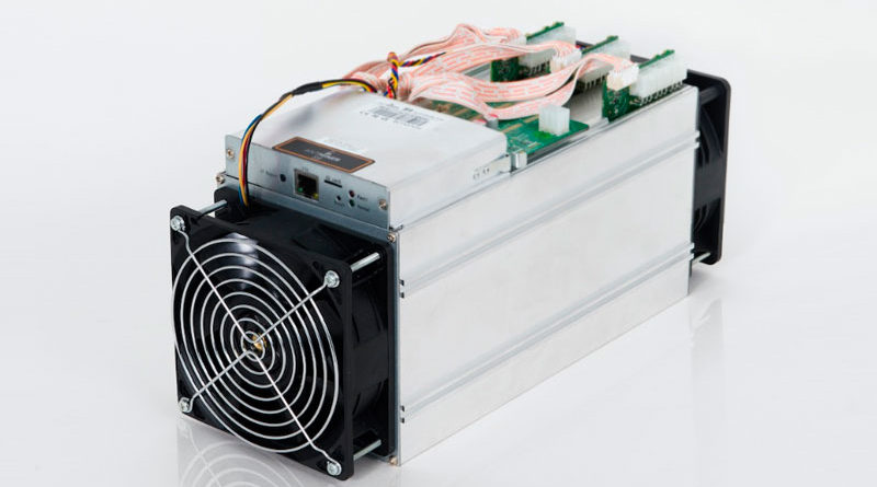 Bitmain Antminer S9, the best current bitcoin miner
