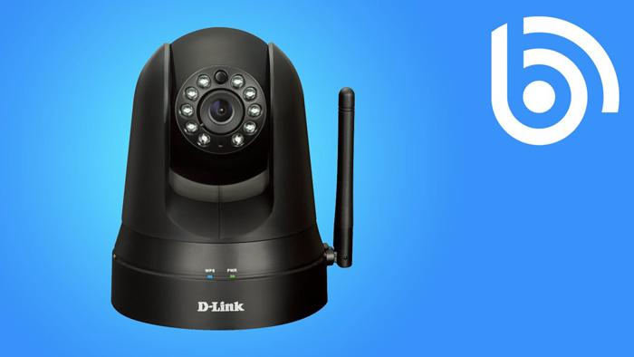 Camara robot de vigilancia para hogar u oficina