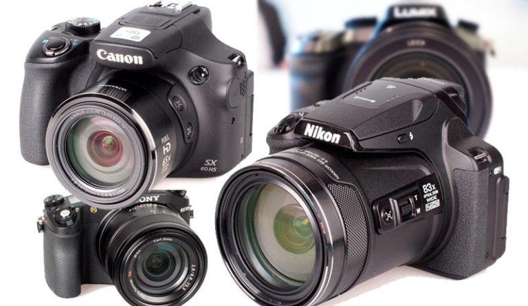Top 5 Best Ultra Zoom Cameras 2017
