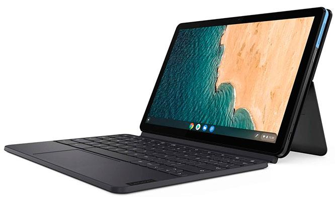Lenovo Chromebook Duet Las mejores laptops por menos de 500 dólares