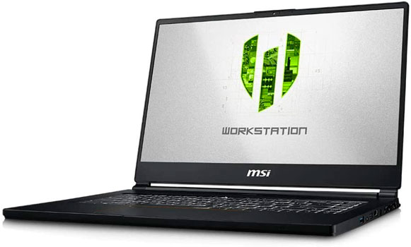 MSI WS65 Workstation