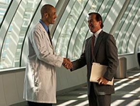 administrador de hospitales