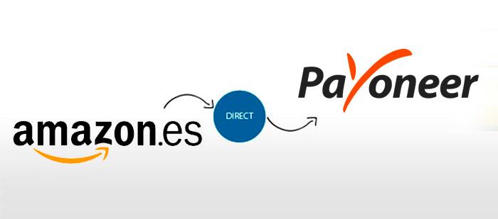 Cómo cobrar los ingresos obtenidos en Amazon España con Payoneer