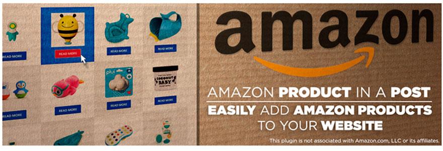 Los mejores plugins WordPress para Amazon afiliados