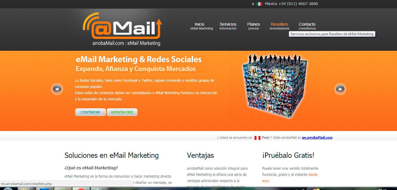 Las 5 mejores plataformas de email marketing en México - Teraweb.Net