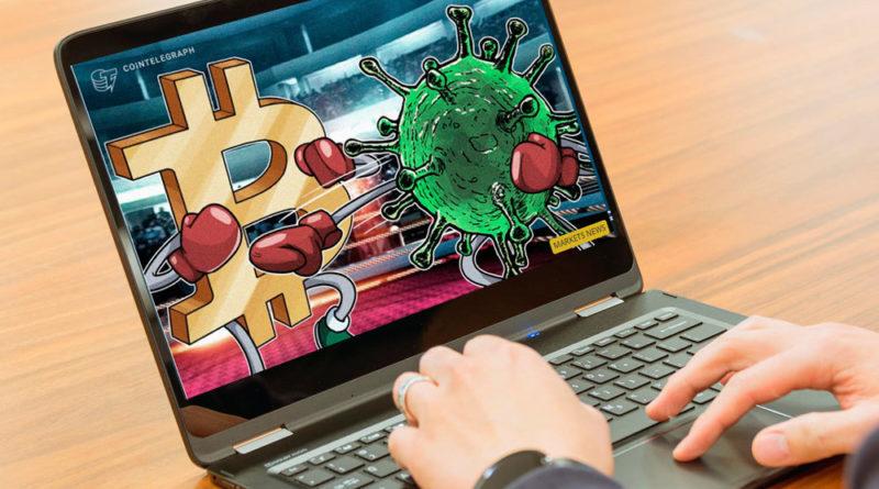 El Bitcoin después del coronavirus COVID-19