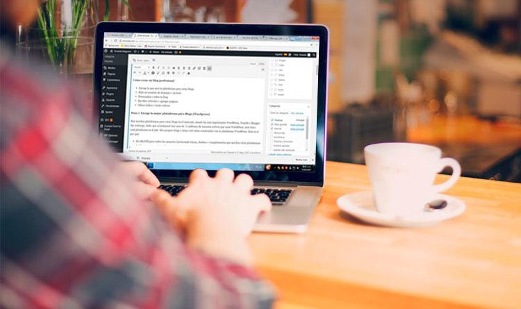 Como crear un blog profesional desde cero, en 20 minutos