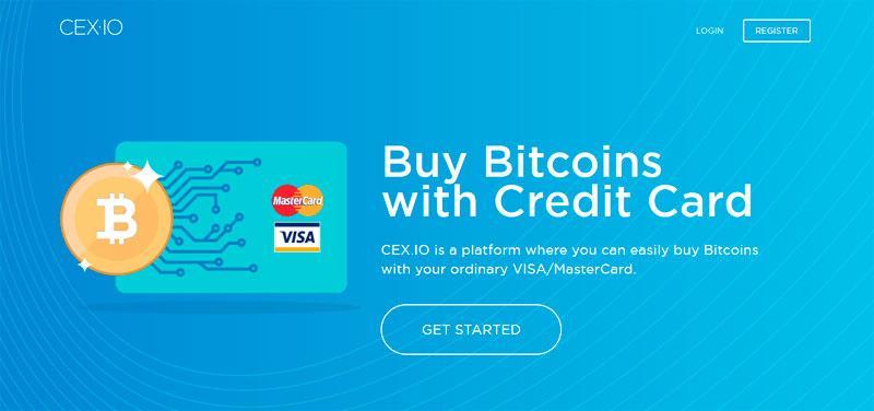 ganar con Trading Bitcoin en Cex.io