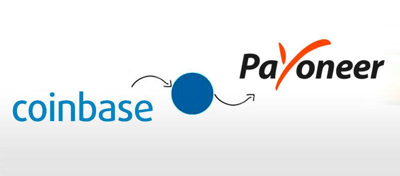 Coinbase a Payoneer
