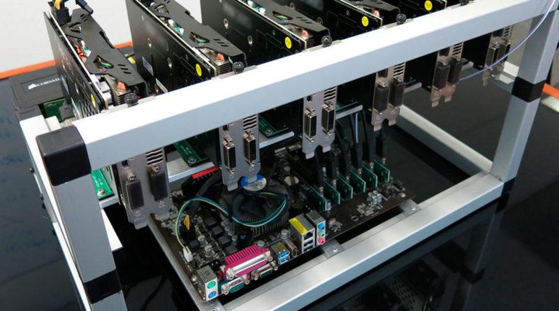Cómo armar un rig de minería Ethereum de 6 GPU 2018