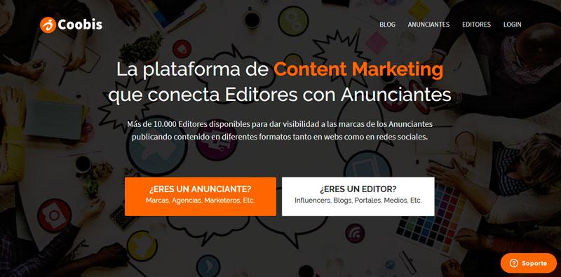 métodos para monetizar tu Blog
