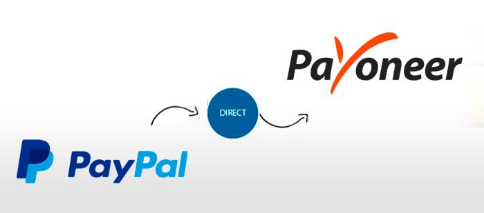 ¿Cuanto es la comisión por transferir de Paypal a Payoneer?
