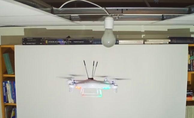 drone-y-bombilla