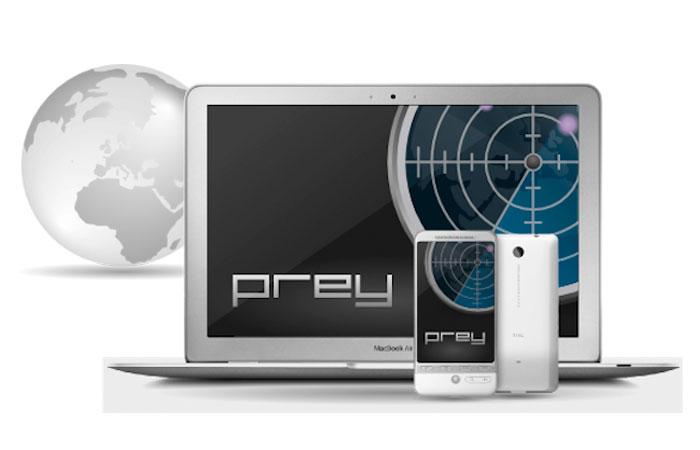 Prey, un poderoso rastreador de laptops y dispositivos móviles
