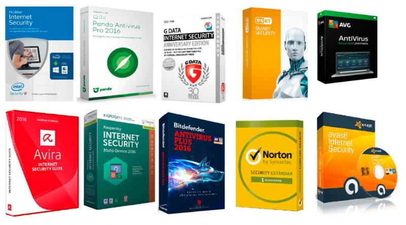 Los mejores antivirus 2018