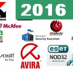 Los mejores antivirus para el 2016