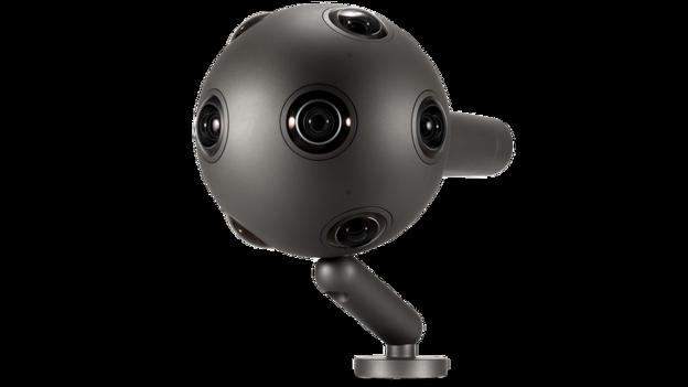 Nokia, esta es su cámara de 360 grados
