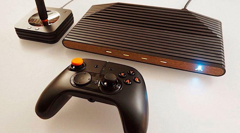 nueva consola de Atari