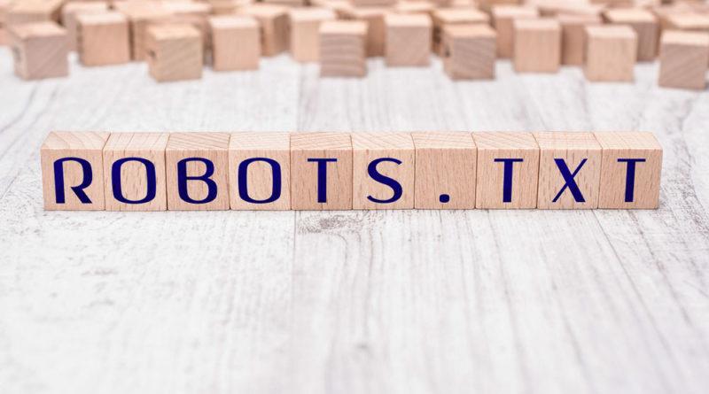 Que es el archivo robots.txt y como se usa