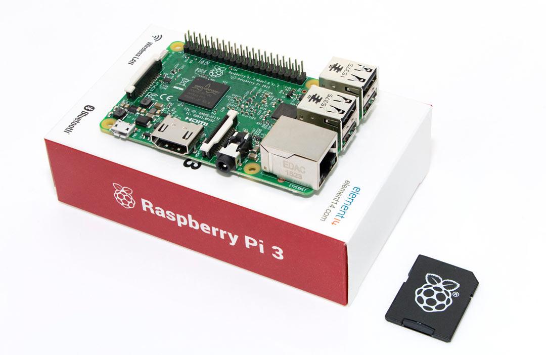 12 usos que podemos darle a la Raspberry Pi 3