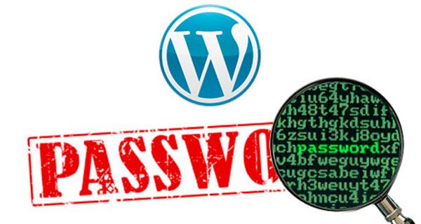 Como reestablecer la clave de usuario WordPress desde phpMyAdmin
