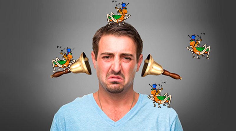 Tinnitus de programador, grillos y zumbidos en el oido