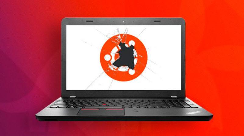 Ubuntu 17.10 daña el BIOS en algunas laptops Lenovo