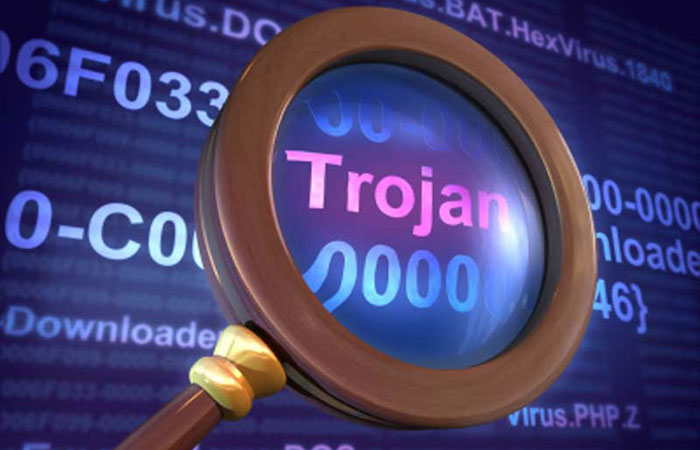 virus troyanos