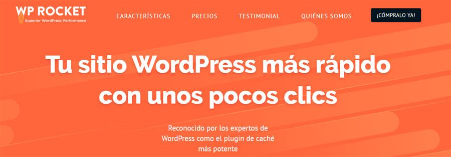 Los mejores plugins caché para WordPress